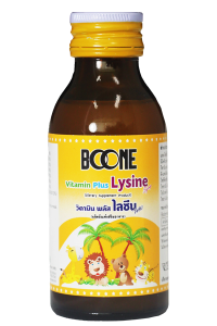 Vitamin Plus Lysine Syrup
