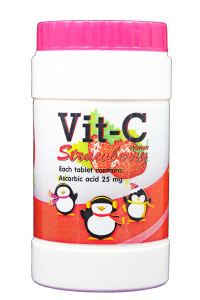 Vitamin C Dietary Supplement Product
