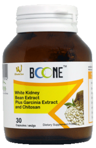 White Kidney Bean Extract Plus Garcinia Extract and Chitosan